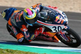 Cook aims to finish Red Bull Rookies campaign on a high