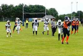 VIDEO: Thames Valley Tigers v London Warriors