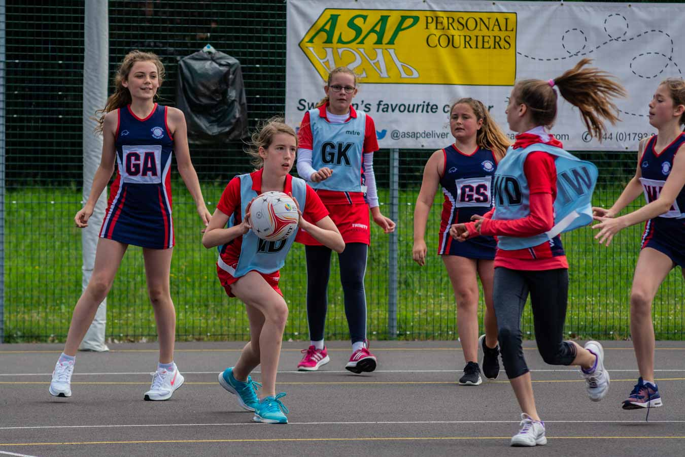 GALLERY 4: Squires Junior Netball Tournament