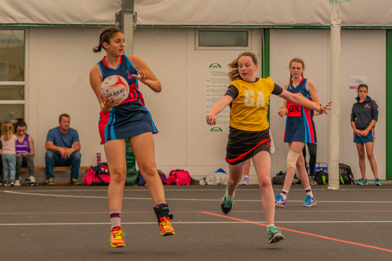 GALLERY 3: Squires Junior Netball Tournament