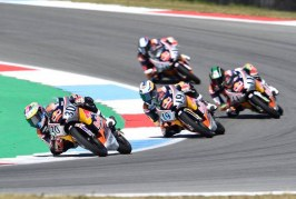 Cook clinches his best finish yet in Red Bull Rookies Cup