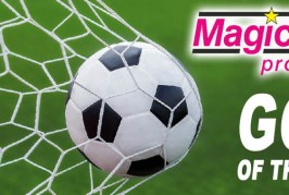 Magic Touch Promotions Goal of the Month for April