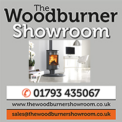 The Woodburner Showroom Box Ad