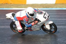 Swindon's Cook targets a top 10 finish in Valencia
