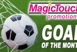 Magic Touch Promotions Goal of the Month for August