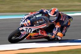 Swindon's Cook storms to a career best finish in Assen