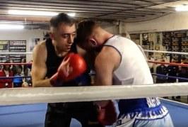 VIDEO: Shaun Cooney v Lewis Scutt