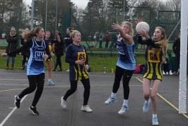 VIDEO 2: Swindon & District Netball League highlights