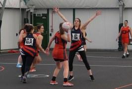 VIDEO 3: Swindon & District Netball League highlights