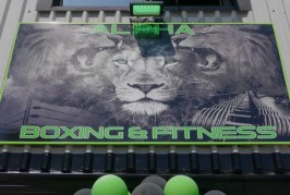 VIDEO: Alpha Boxing & Fitness Grand Opening