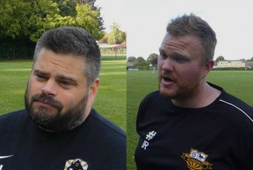 VIDEO: Blunsdon FC v Red House FC Managers Post Game Reaction