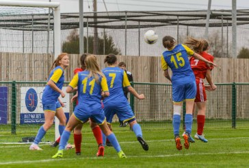 GALLERY: Royal Wootton Bassett Ladies v Bideford