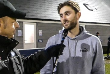 VIDEO: Supermarine's Hooper expects tough test against Highworth