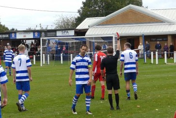 VIDEO: Dodson sees red for Shrivenham
