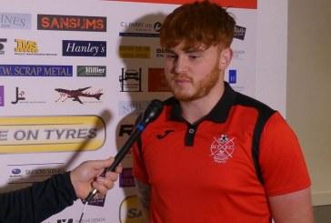 "VIDEO: Morgan looking forward to ""massive"" local derby"