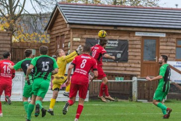 GALLERY: Highworth Town v Winchester City