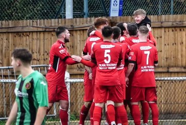 VIDEO: Highworth Town v Winchester City highlights