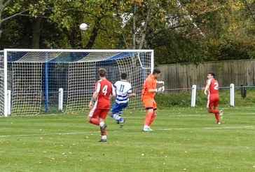 VIDEO: Shrivenham v Easington highlights