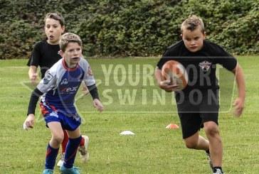 GALLERY: Swindon St George Juniors v Oxford Cavaliers