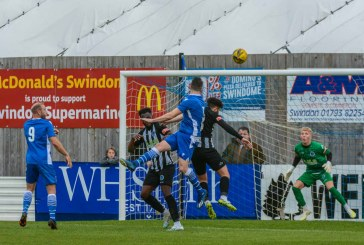 GALLERY: Swindon Supermarine v Dorchester Town