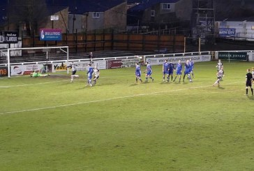 VIDEO: Bath City first goal versus Swindon Supermarine