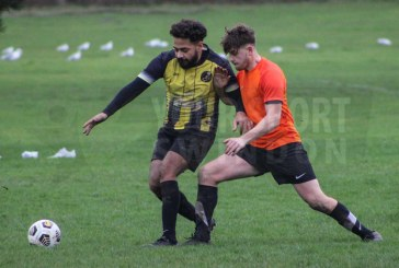 GALLERY: AFC Stratton v Scorpion