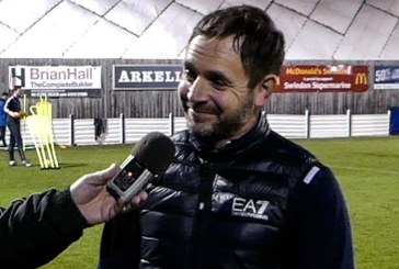 VIDEO: Spalding believes Supermarine can cause an FA Trophy upset