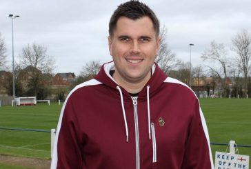 New Shrivenham striker is excited to get back on the pitch