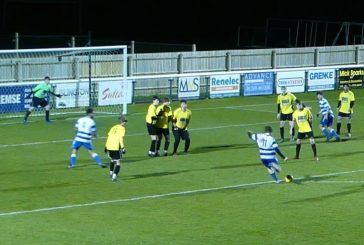 VIDEO: Melksham Town U18's 0 Shrivenham U18's 3