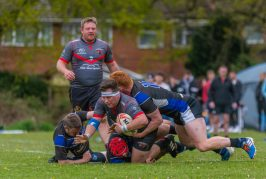 GALLERY: Swindon St George v Bath Rugby League