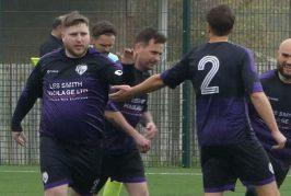 VIDEO: Luke's lovely free-kick for Priory Vale