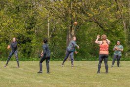 GALLERY: Swindon Storm women in training