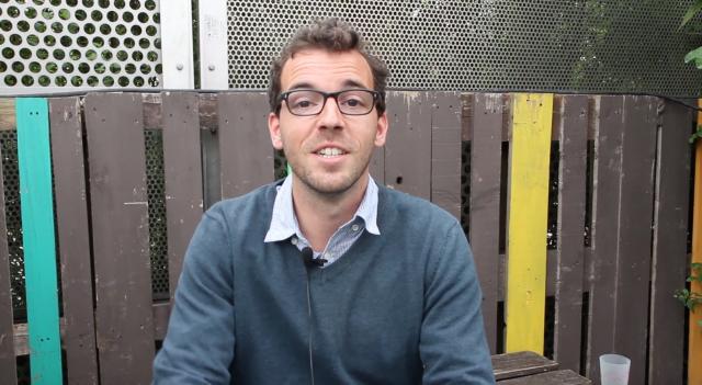 Interview de Samuel Roumeau, responsable de OuiShare territoires