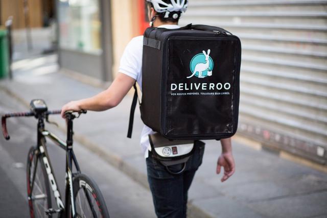 Deliveroo vient de lever 275 millions de dollars !