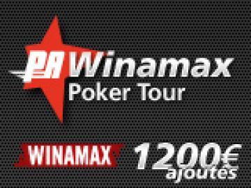 Gagnez votre place pour la finale du Winamax Poker Tour