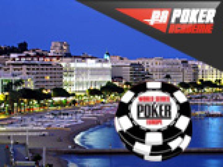 Le programme des WSOP Europe 2012