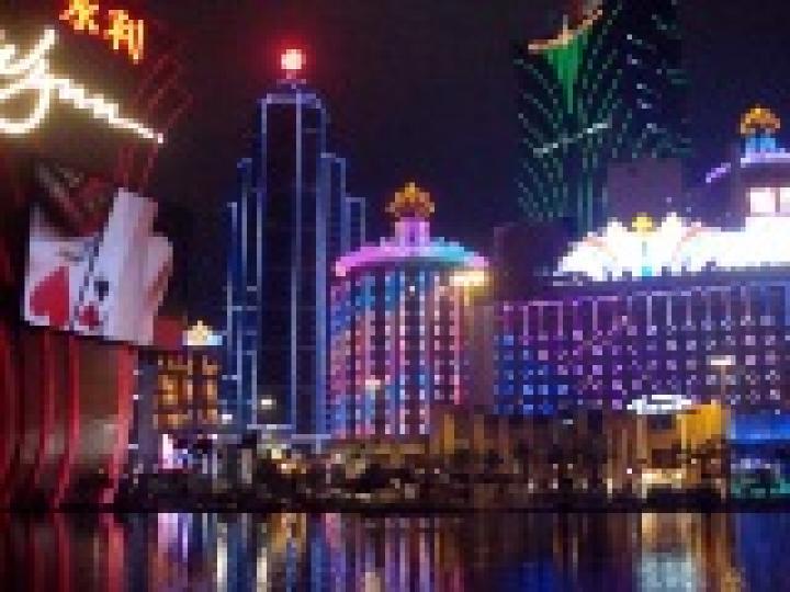 Folie à Macau !