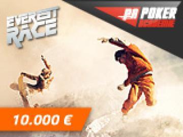 Classement Final de la Poker-Académie race de Mars