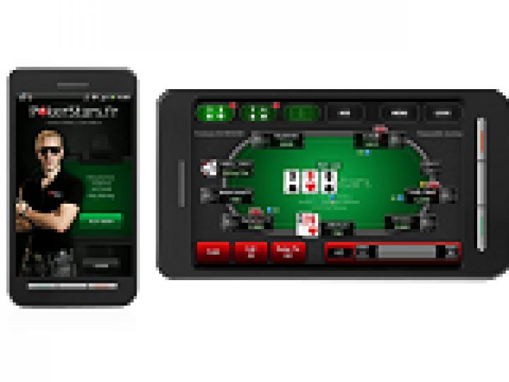 Pokerstars.fr lance son application mobile !