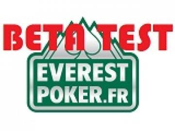 Devenez Beta Testeur du nouveau logiciel Everest Poker