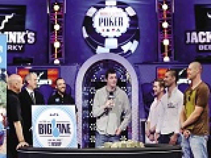 The Big One for One Drop $1M buy-in: de nouveaux arrivants