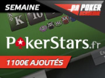 PA Spécial MicroSeries 3 sur Pokerstars - 200 € ajoutés