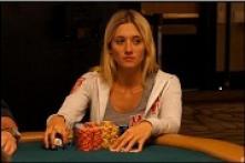 Main Event WSOP 2012: Gaëlle Baumann Chip-leader provisoire