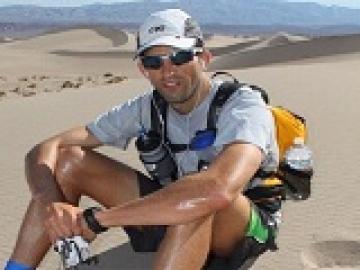 Brian Townsend courra 250 km dans le désert du Sahara