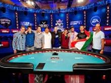 Main Event WSOP 2012: Début de la table finale en direct live ce soir !