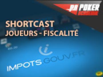 Shortcast: Statut social et fiscal des joueurs de Poker