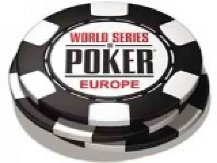 World Series Of Poker Europe 2013 à Enghien-les-bains