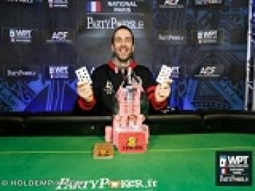 Wpt national paris: victoire de laurent polito et triple performance d'antoine saout