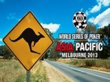 Les premiers World Series of Poker en Asie - wsop apac 2013