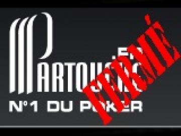 La fermeture de Partouche.fr est officielle